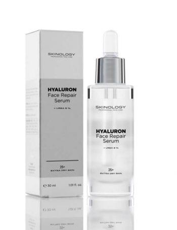 HIJALURON + urea 5% serum za lice