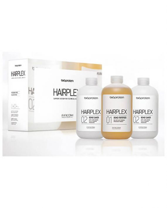 Hairplex no1 & no2 525ml