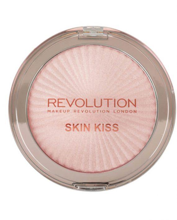 Hajlajter u kamenu MAKEUP REVOLUTION Skin Kiss 14g Champagne Kiss
