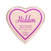 Hajlajter za lice I HEART REVOLUTION Glow Hearts Hidden 10g (3)