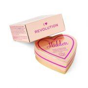 Hajlajter za lice I HEART REVOLUTION Glow Hearts Hidden 10g (4)