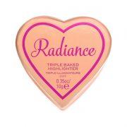 Hajlajter za lice I HEART REVOLUTION Glow Hearts Radiance 10g (3)