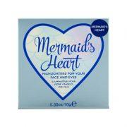 Hajlajter za lice i oci I HEART REVOLUTION Mermaid's Heart 10g (1)