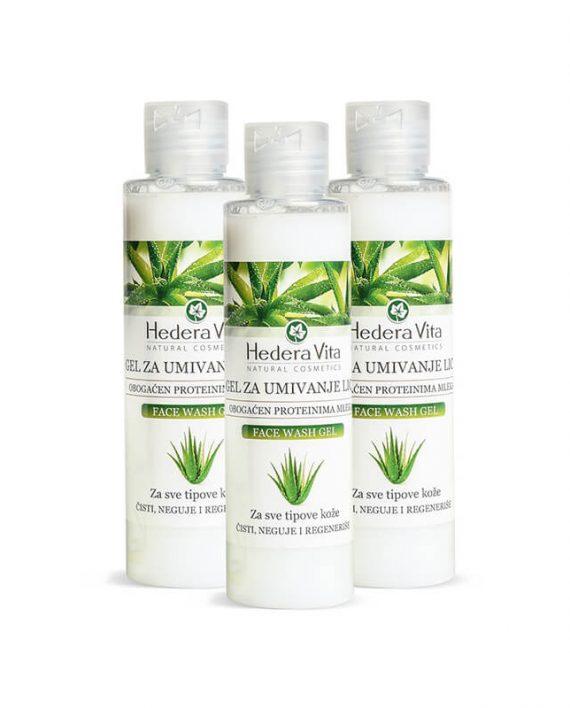 Hedera Vita Gel za umivanje lica