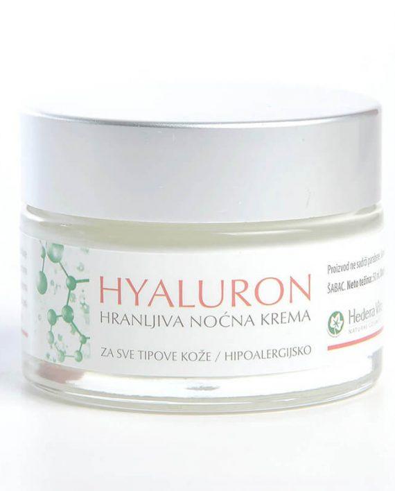 Hedera Vita Hyaluron Anti Age – Nocna krema