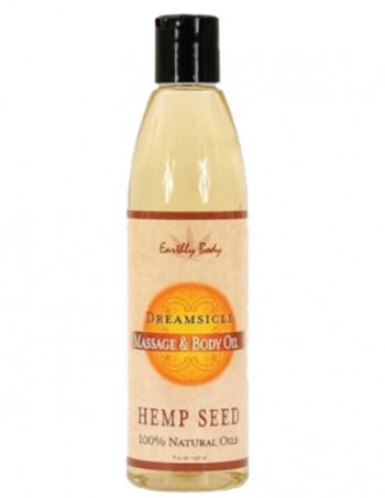 Hemp Seed Massage Oil - Ulje za masazu - Dreamsicle