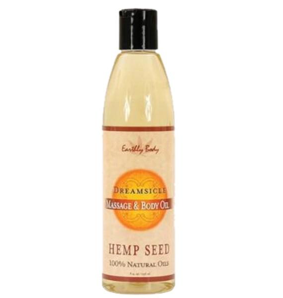 Hemp Seed Massage Oil - Ulje za masazu - Dreamsicle