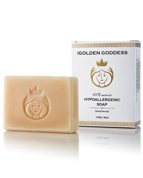 Hipoalergijski sapun The Golden Goddess