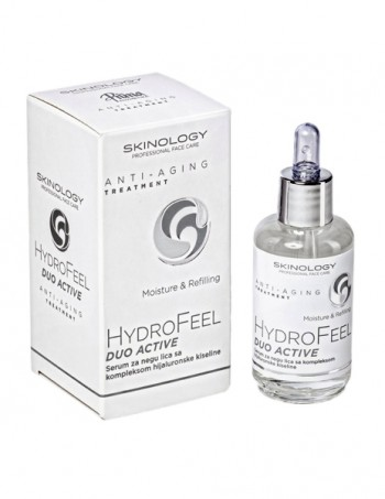 HYDROFEEL DUO ACTIVE serum za negu lica sa hijaluronskom kiselinom