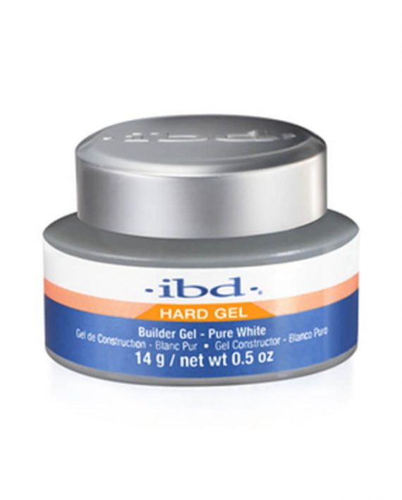 IBD Builder Gel - Pure White