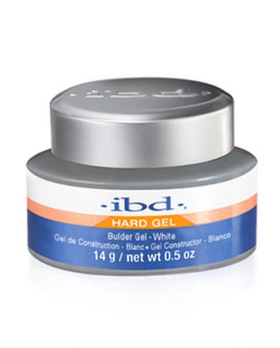 IBD Builder White Gel - Gradivni beli gel