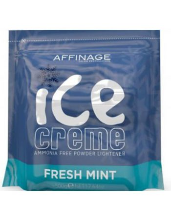 Ice creame - Fresh Mint Blue