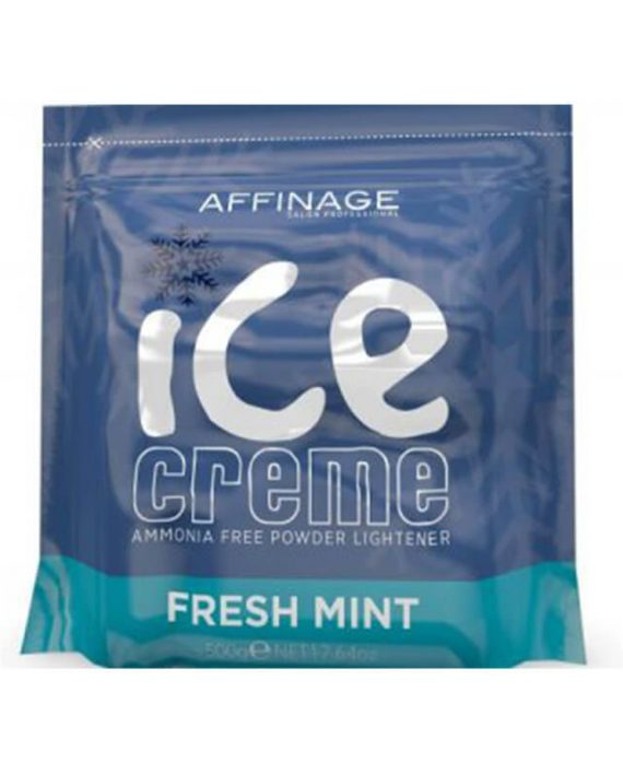 Ice creame - Fresh Mint Blue