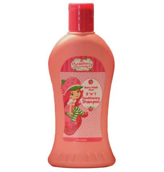 Jagodica Bobica 2u1 - šampon i balzam za kosu sa svežim mirisom bobica