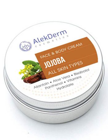 Jojoba krem – AlekDerm Face & Body Cream