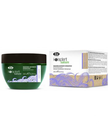 Keraplant Organska medicinska dubinska intenzivna maska za ekstremno suvu kosu