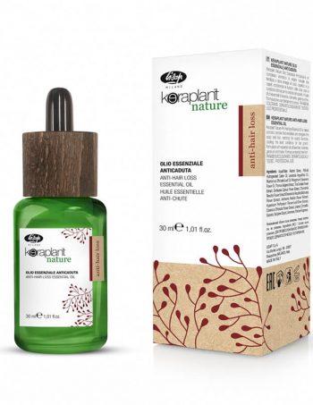Keraplant Organsko medicinsko dubinsko intenzivno esencijalno etericno ulje protiv opadanja brzi rast kose 30ml