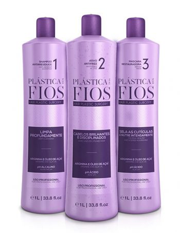 Keratin za kosu set 1000ml