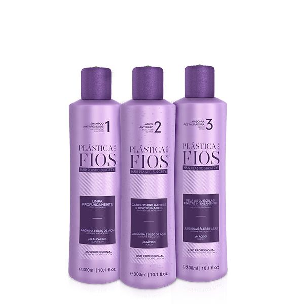 Keratin za kosu set 300ml