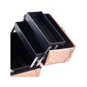 Kofer za sminku, kozmetiku i pribor GALAXY Rose Gold 1271 (1)