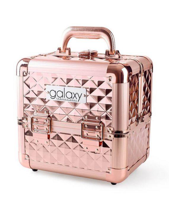 Kofer za sminku, kozmetiku i pribor GALAXY Rose Gold 1271