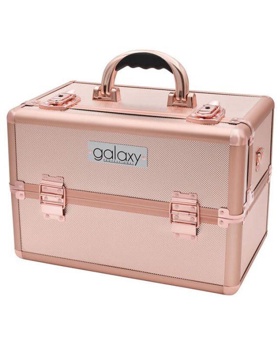 Kofer za sminku, kozmetiku i pribor GALAXY Rose Gold Diamond TC-3149