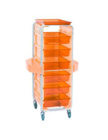 Kolica za viklere A5 orange