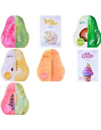 Korejske SHEET MASKE PurenSkin - poklon set 7 maski za negu lica