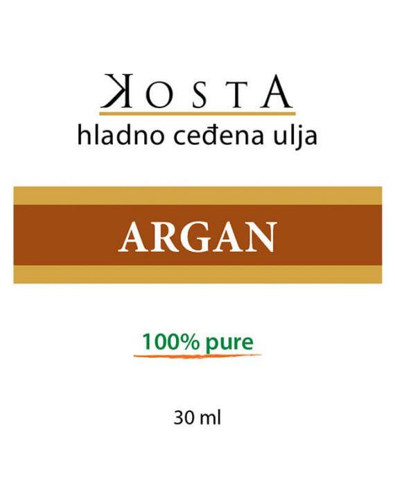 Kosta ARGAN hladno cedjeno ulje