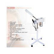 Kozmeticki aparat za tretmane lica i tela M2005B sa 2 funkcije