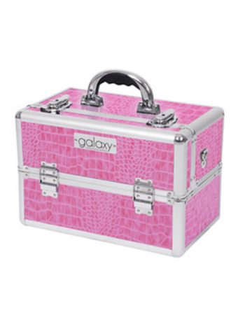 Kozmeticki kofer HOT PINK Croc 3149
