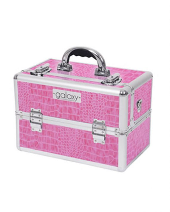 Kozmeticki kofer HOT PINK Croc 3149