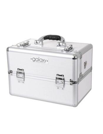 Kozmeticki kofer WHITE Croc 3149