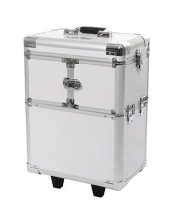 Kozmeticki kofer WHITE Croc TC-3261TWC