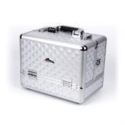 Kozmeticki kofer model JL-2133 srebrni