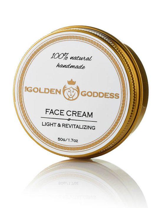 Krema za lice The Golden Goddess