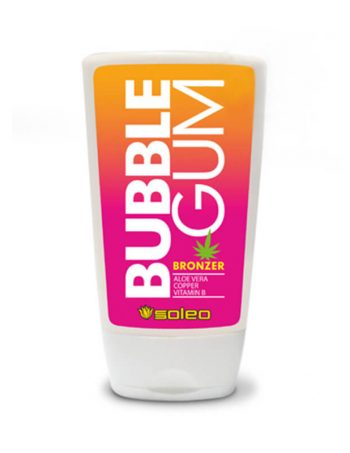 Krema za solarijum SOLEO Bubble Gum 100ml