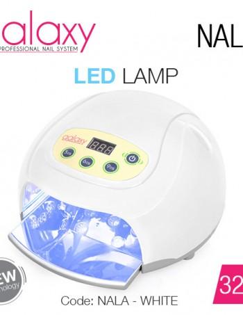 Galaxy LED Lampa NALA White