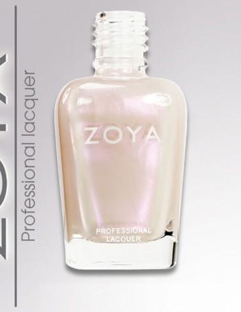 Lak za nokte Zoya (bele i zute nijanse)