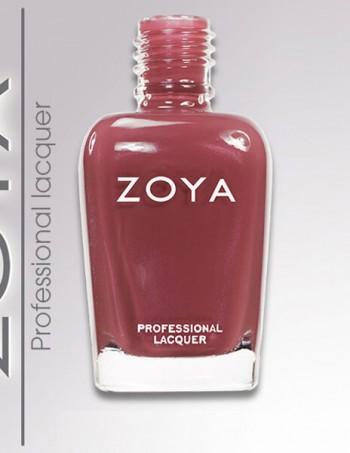 Lak za nokte Zoya (neutralne i braon nijanse)