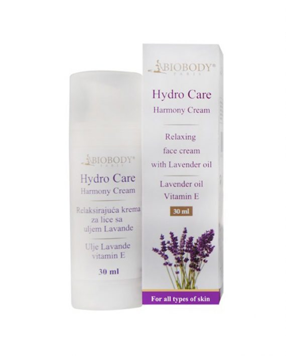 Lavanda hydro care harmony cream