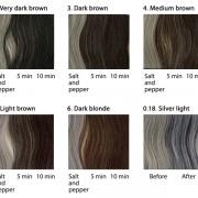 Lisap Man Color - boja za kosu za muskarce + aktivator