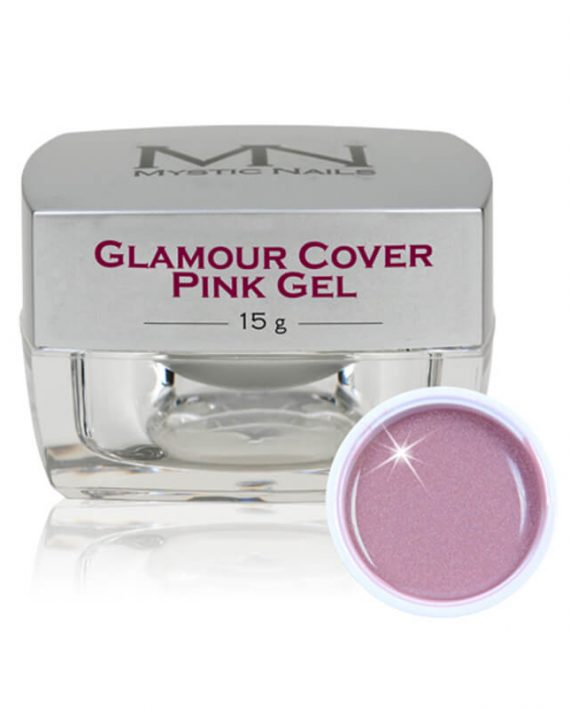 MN Classic Glamour Cover Pink Gel - 15 g
