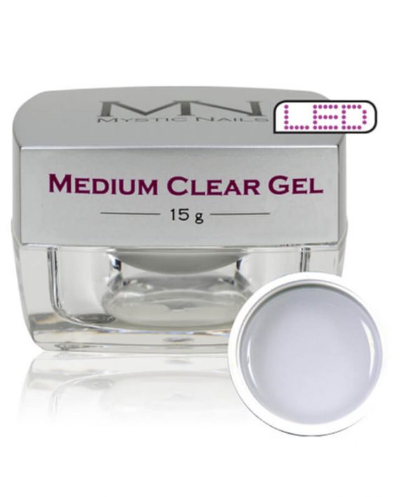 MN Classic Medium Clear Gel
