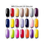 MN Color UV Gelovi - 4g