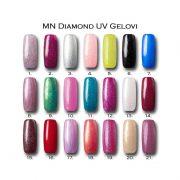 MN Diamond UV Gelovi - 4g