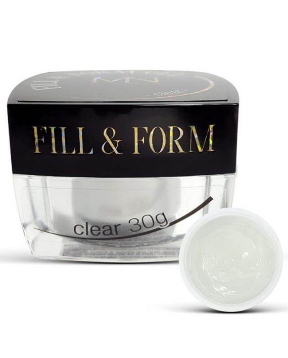 MN Fill&Form Gel - Clear - 30g
