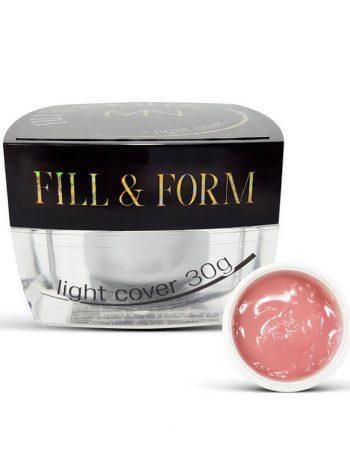 MN Fill&Form Gel - Light Cover - 30g