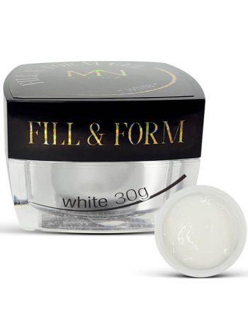 MN Fill&Form Gel - White - 30g