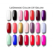 MN LeGrande Color UV Gelovi - 4g